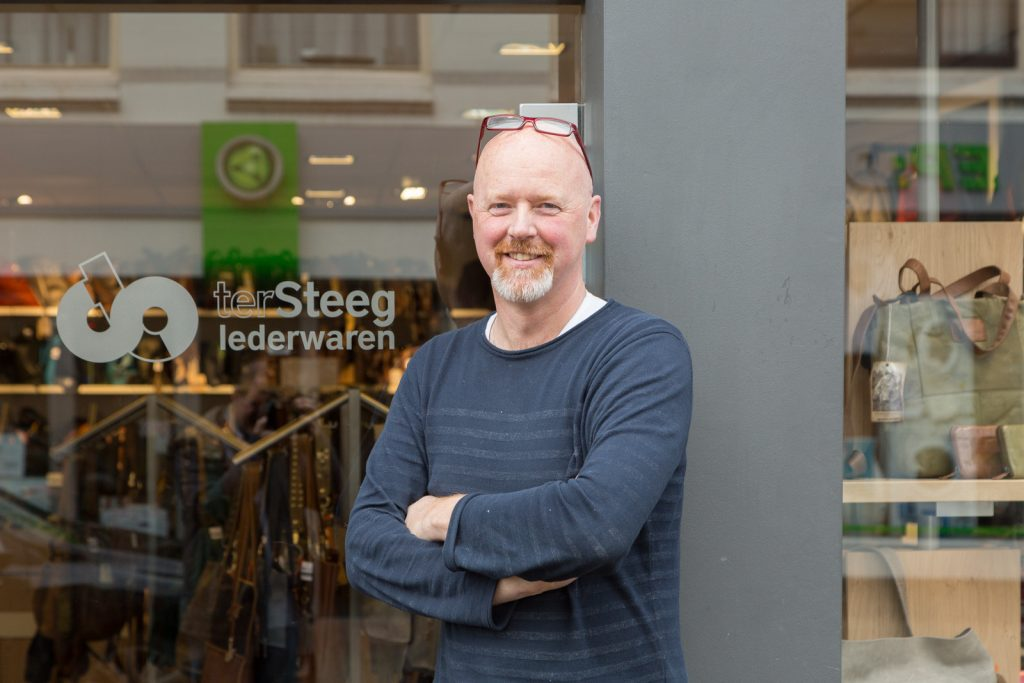 Ter Steeg lederwaren in Hanzestad Doesburg